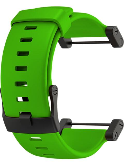 Suunto Core Flat Silicone Strap Crush Green
